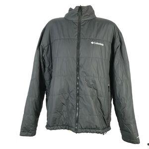 Columbia omni-heat jacket